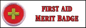 Boy Scout First Aid Merit Badge