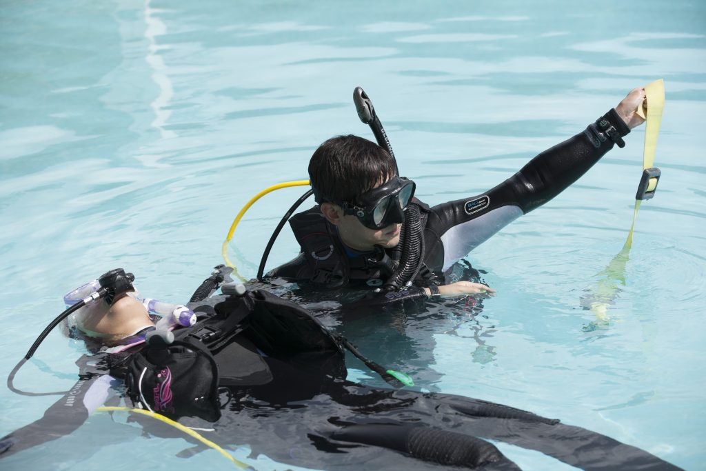 Recue Diver Course