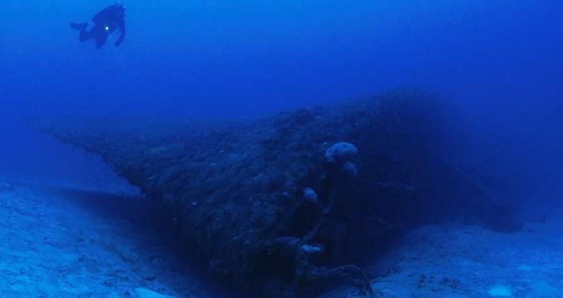 Deep Diver Scuba Diving