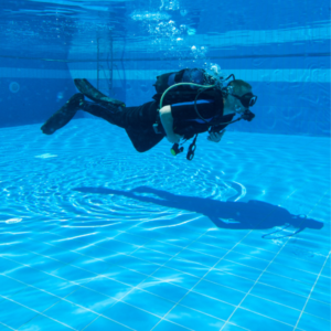 Scuba Adventures Scuba Diving Pool - 18 ft feep