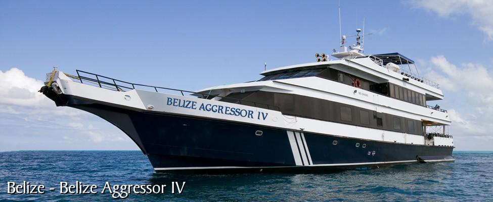 Belize Aggressor IV Scuba Adventures
