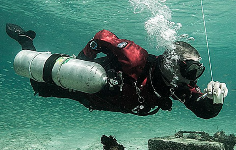 TDI Intro To Tech Diving